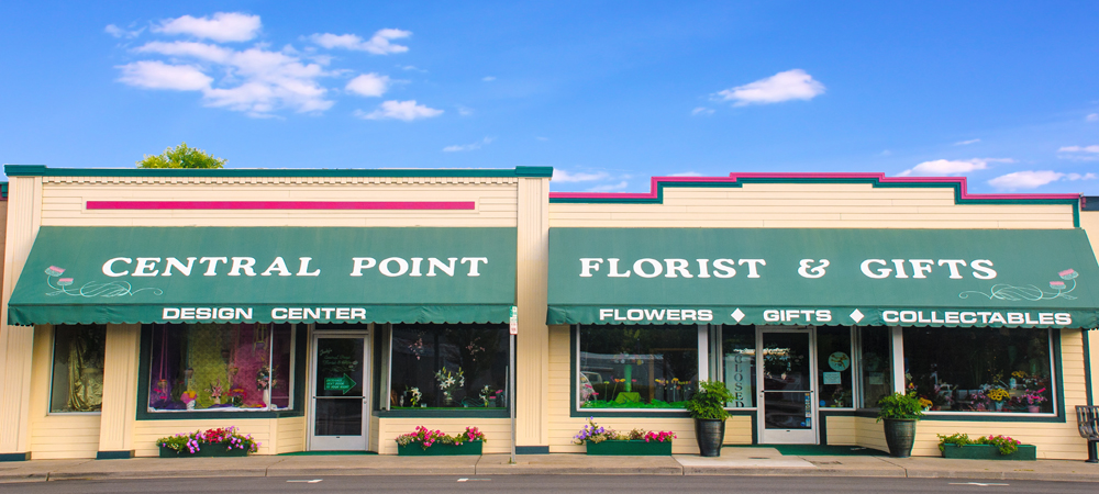 Flower Delivery Oregon Judy's Central Point Florist
